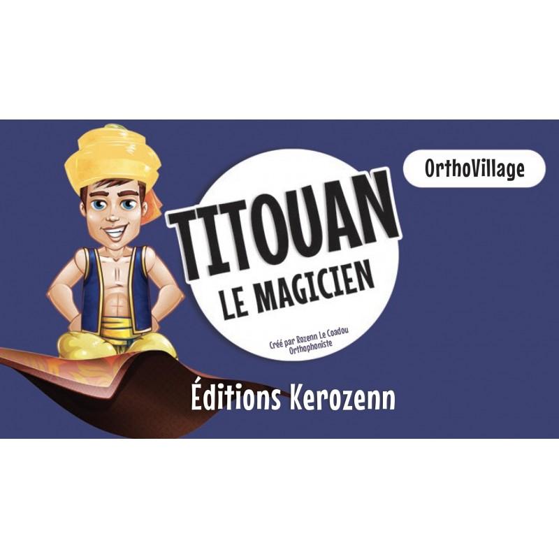 "OrthoVillage ""Titouan le magicien"""
