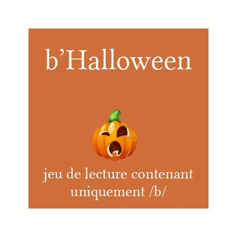 B'Halloween