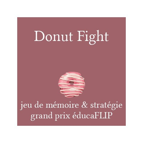 Donut fight
