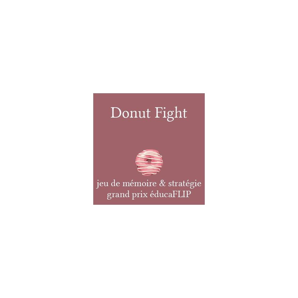 Donut fight