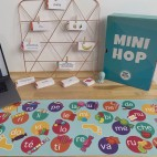 Mini Hop 1/2 et Irrégul'Hop