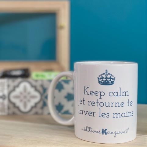 Mug keep calme