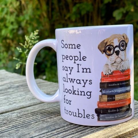 Mug troubles
